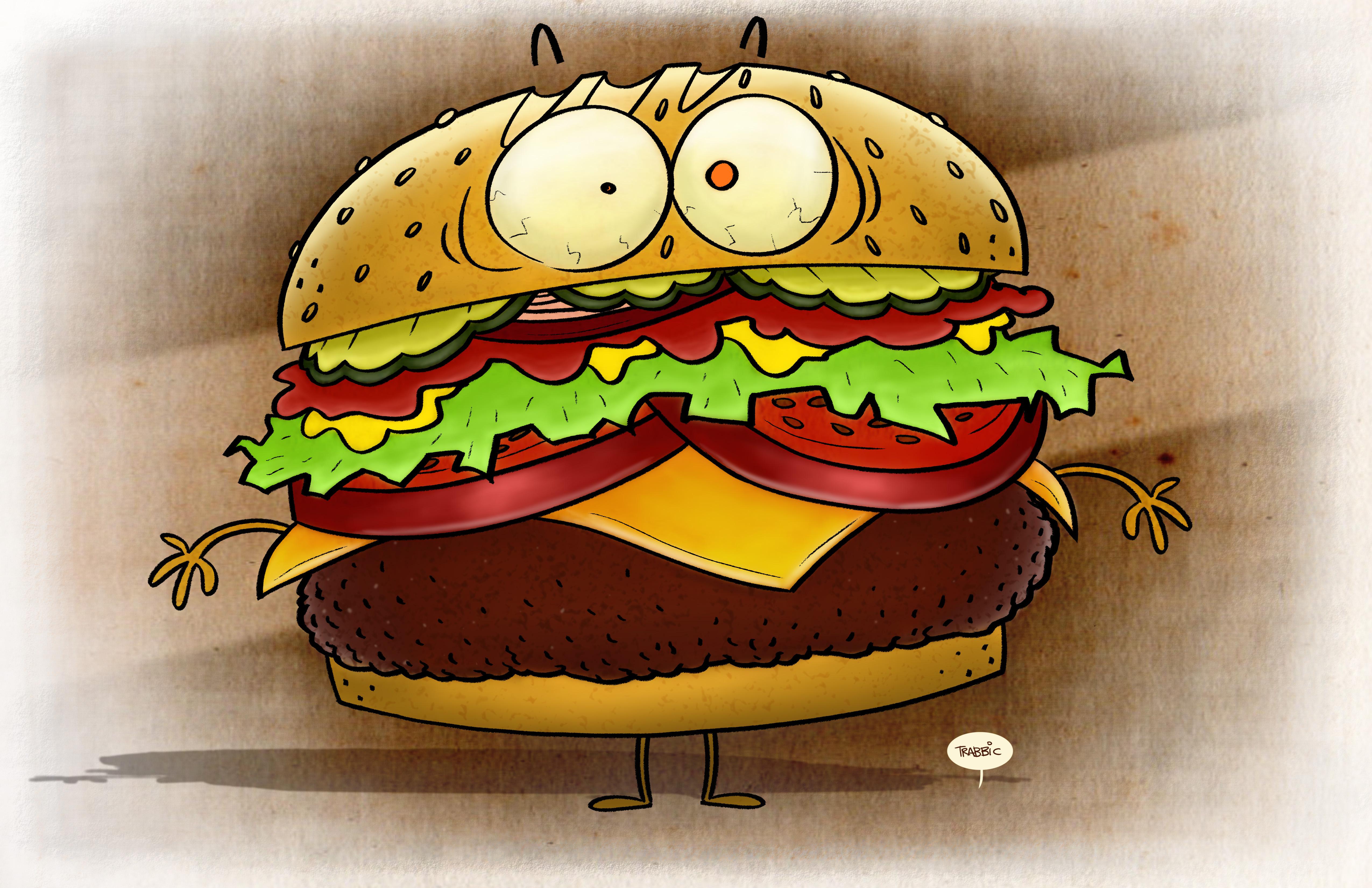 времен гамбургер картинки с глазами счастью, ограбление фиктивное