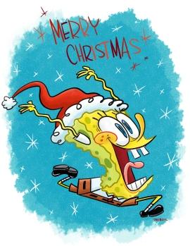 SPONGE_CHRISTMAS!